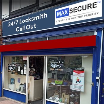 Locksmith store in Lambeth